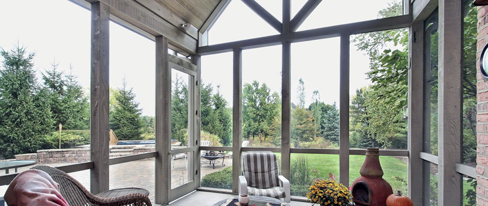 Rockford Sunroom Contractor | Home Additions